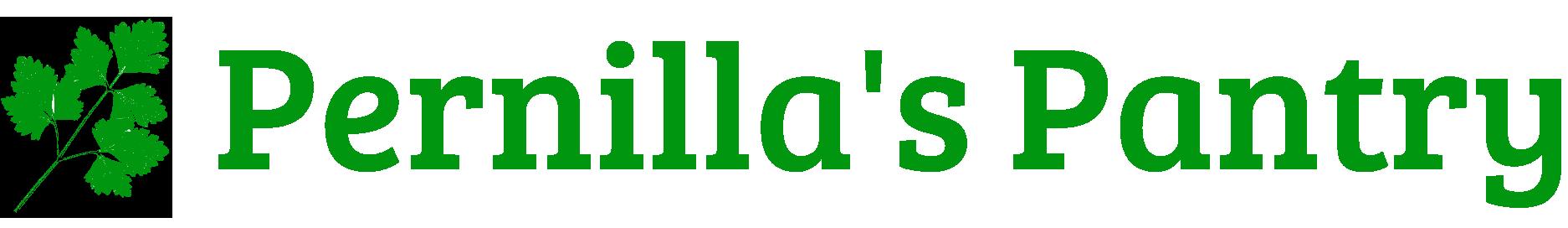 Pernilla's Pantry Logo